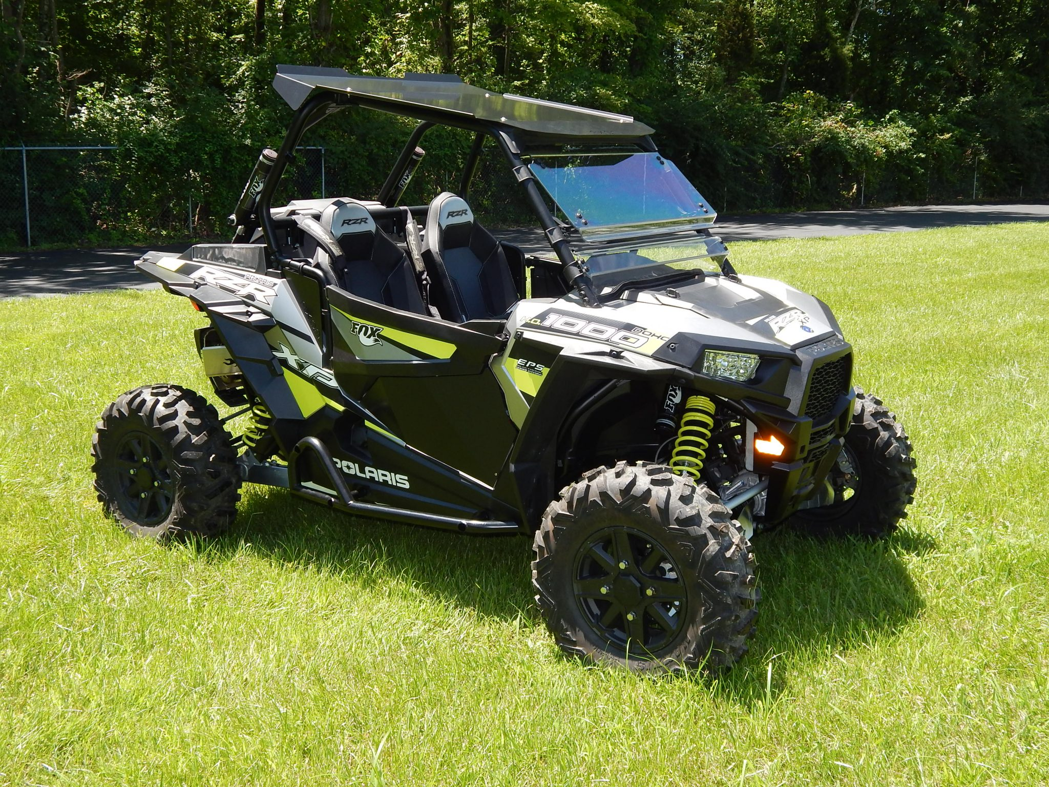Axiom Roof 2 Seater Polaris Rzr S 1000 Axiom Side By Side