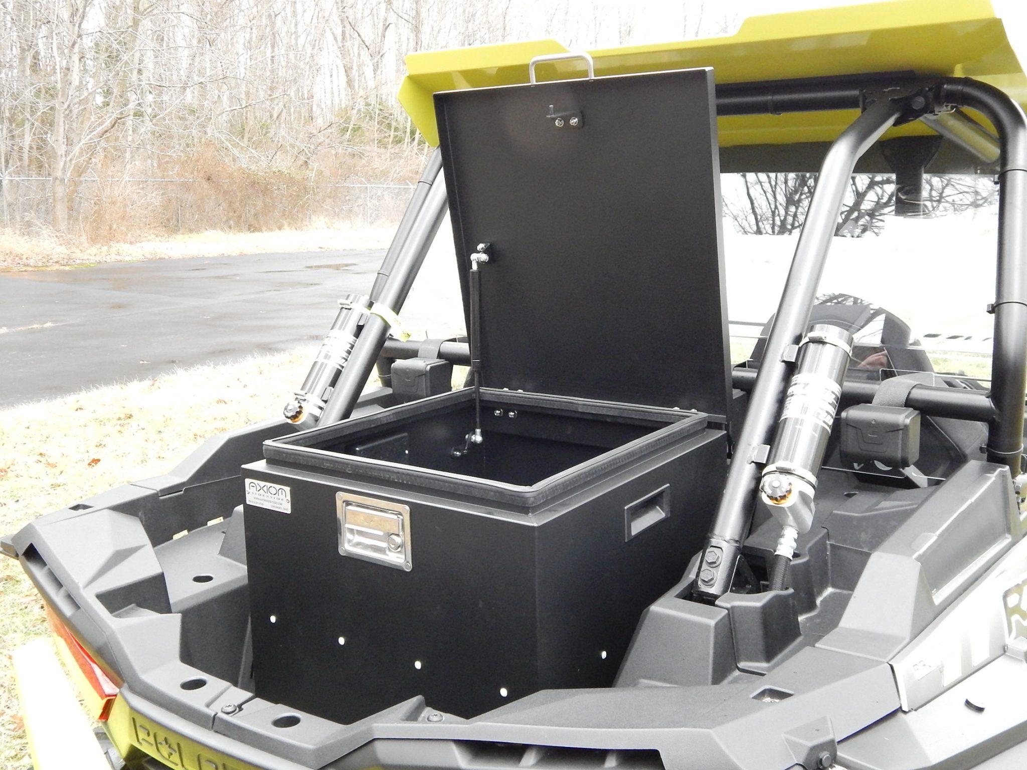 Axiom Cargo Box Polaris Rzr Xp Turbo Axiom Side By Side