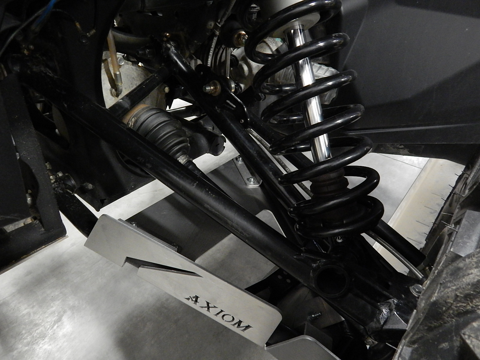Can-Am X3 Front A-Arm Guards