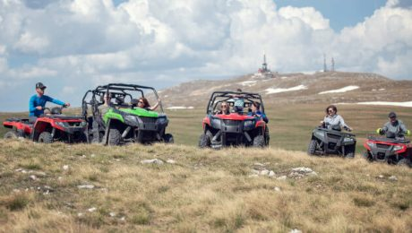 ATV & Side By Side Market 2020