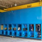 Fabricated_Large_Steel_Enclosure_Painted