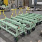 Fabricated_Powder_Coated_Steel_Carts2_Saw_Cutting_Tube_Bending_Laser_Cutting_Welding_Powder_Coating_Assembly